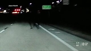 Driving scare caught on camera in Tampa Bay