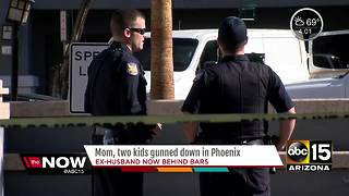 Police identify the mother and two children killed on Christmas Day in Phoenix - Video