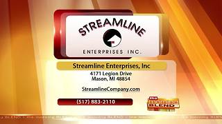 Streamline Enterprises - 10/27/17 - Video