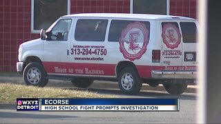 Police investigating fight at Ecorse High School basketball game