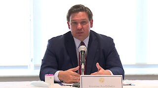 Governor DeSantis orders visitation changes to nursing home and long-term care facilities