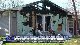 Severn Fire - Video