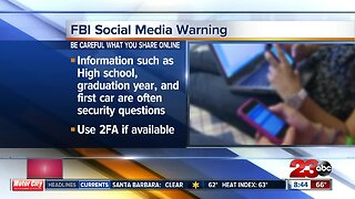 FBI issues warning about social media sharing in quarantine