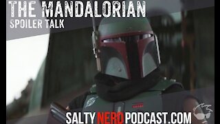 The Mandalorian S2E7 Review - The Believer (Salty Nerd Reviews)