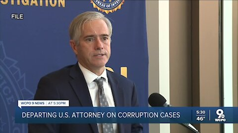 U.S. Attorney David DeVillers to resign but vows his replacement will not drop corruption charges