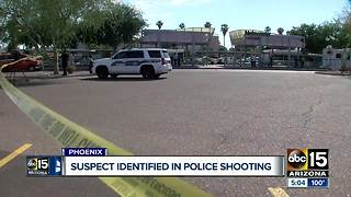 Suspect identified in officer-involved shooting near Metrocenter Mall - Video