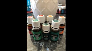 Diffusing for Allergies