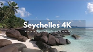 4K Seychelles drone footage - DJI Phantom 4 - Video
