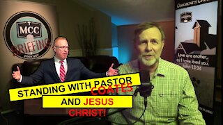 STAND WITH PASTOR COATES - MCC BRIEFING 2/23/2021