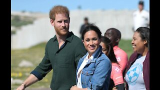 Prince Harry and Duchess Meghan have donated $130,000 to the charity CAMFED