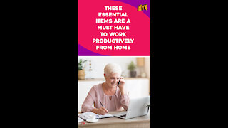 What Are The Essential Things You Should Have For Working From Home?