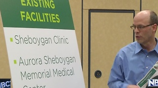Sheboygan neighbors get first glimpse at new facility plans - Video