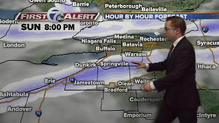7 First Alert Forecast 12/09/17 11pm - Video