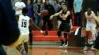 Niagara Falls boys ball in Regionals - Video