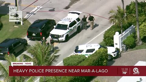 2 in custody after SUV breaches security checkpoint, shots fired near Mar-a-Lago