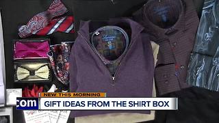 Gift Ideas From The Shirt Box - Video