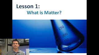 Lesson 5.1.1 - What is Matter?