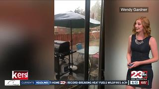 Pine Mountain Club sees hail during July thunder storms - Video