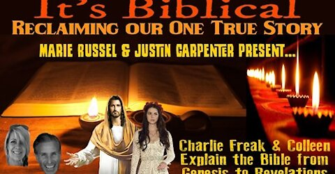 It's Biblical... Reclaiming Our One True Story Episode 9