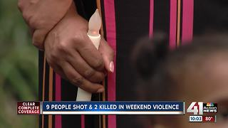 Community advocates react to violent week in Kansas City - Video