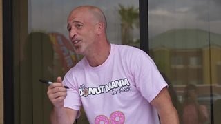 'Tanked' star becomes CEO of Las Vegas donut shop - Video