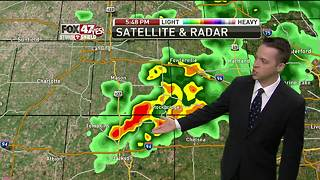 Dustin's Forecast 8-6 - Video