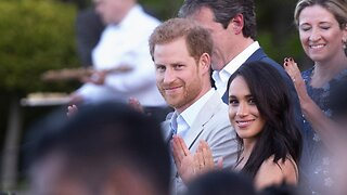 Prince Harry and Meghan Markle step back from royal duties
