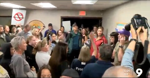 Parents Run Off School Board, Elect New Board & End Mask Mandate