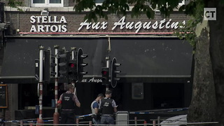 Shooting Rampage Kills Three in Belgium Where Free Ownership of Guns Is Illegal - Video