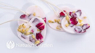 Learn How to Make Air Freshener Ornaments with Natures Garden