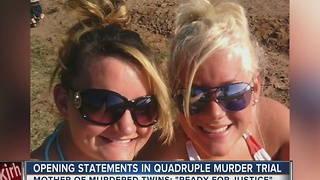 Mother of Murdered Twins Ready For Justice - Video