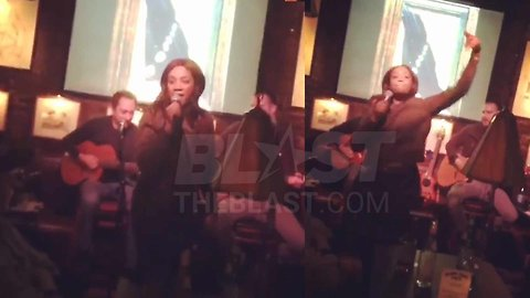 Tiffany Haddish Shows Real Chutzpah While Belting Out 'Fiddler on the Roof'