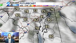 Nice Weather Continues Tuesday - Video