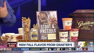 Fall means new ice cream flavors at Graeter's - Video