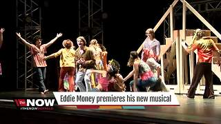 Rock Star Eddie Money's life story is now a musical - Video