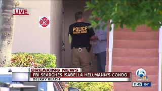 FBI searches home of missing Delray Beach woman - Video