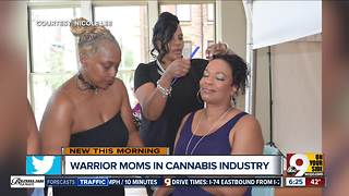 Warrior Moms aims to celebrate single moms and help them thrive - Video