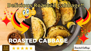 Fun & easy recipes: How to make roasted cabbage
