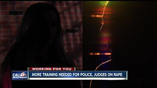 CALL 6: Teens say they were sexually assaulted, re-victimized by criminal justice system - Video