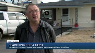 Collinsville couple search for guardian angel who saved their lives