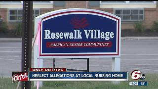 Nursing home staff accused of leaving elderly woman in feces for hours - Video