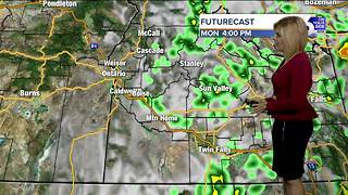 Storms continue off and on Memorial Day weekend - Video