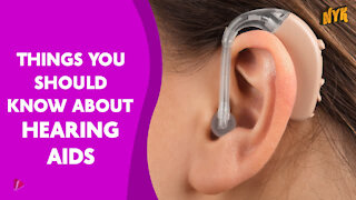 Top 4 Things You Should Know About Hearing Aids