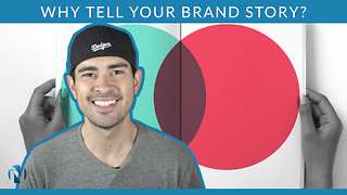 Why tell your brand story? - Video