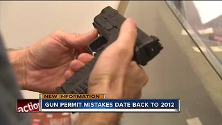 Concealed weapon permit review finds mistakes in Florida, including issuing licenses to felons - Video