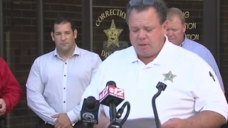 Okeechobee County Sheriff's Office news conference