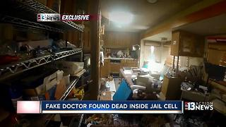 Fake doctor hanged himself at CCDC - Video