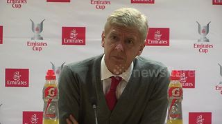Wenger says Arsenal's contract situation is 'ideal' - Video