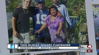 Fundraiser For Teen Shot to Death - Video