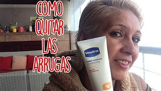 Como Quitar Las Arrugas - Video